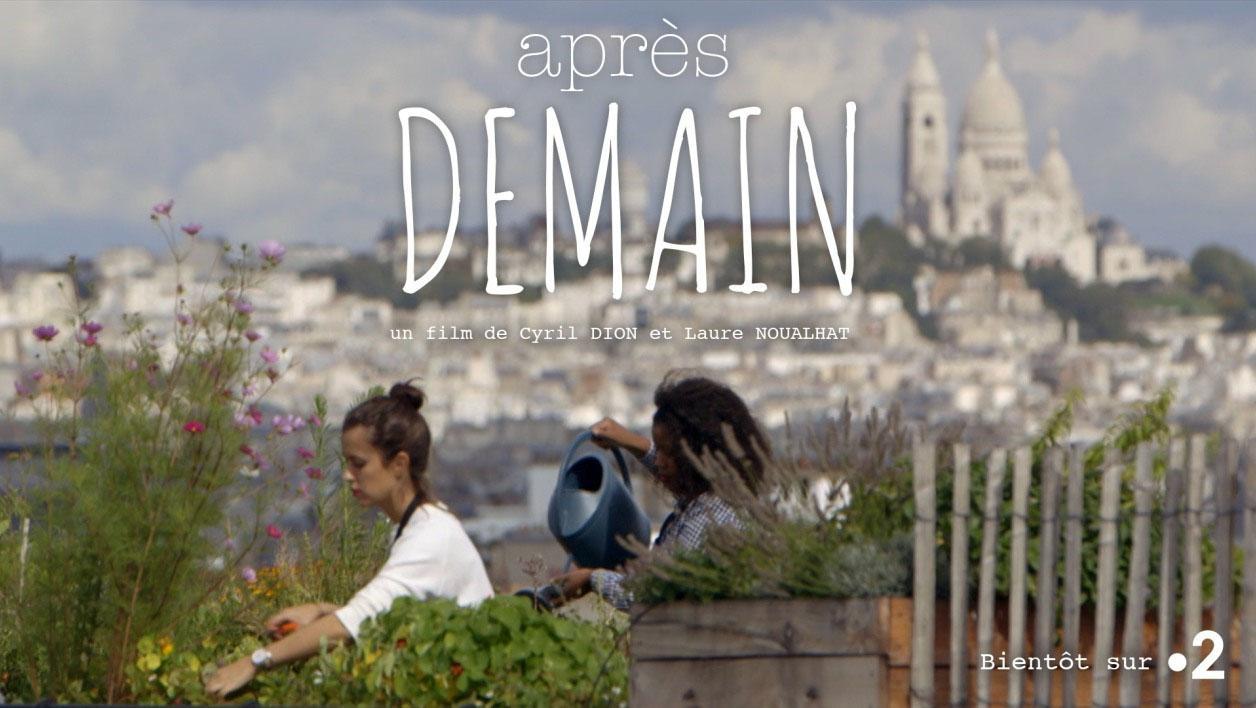 """Plongez dans des initiatives inspirantes avec le film """"Après-Demain"""""""
