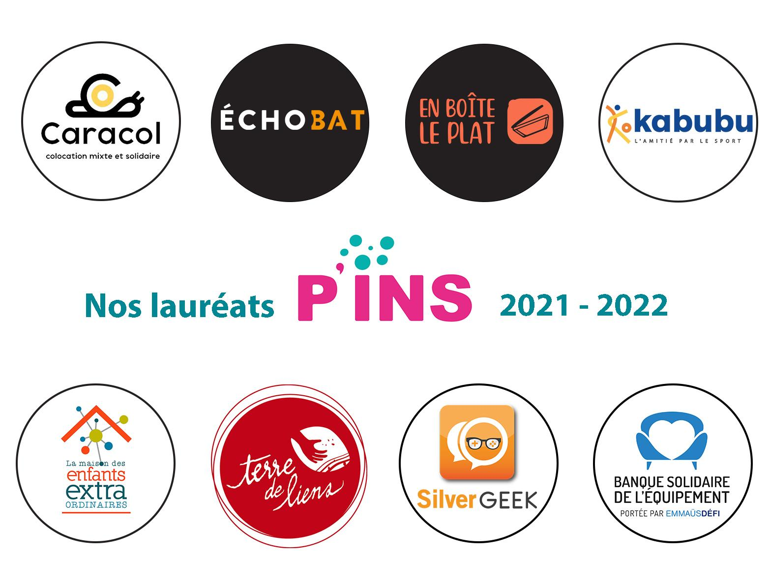 On lève le voile sur la nouvelle promo des lauréats P'INS 2021-2022