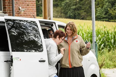 Lancement de solutions de mobilités solidaires avec la Fondation Macif et Croix-Rouge Mobilités