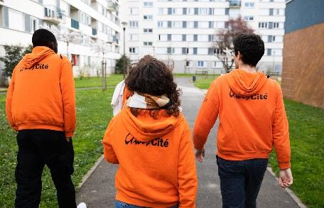 Les volontaires du Val d'Amboise