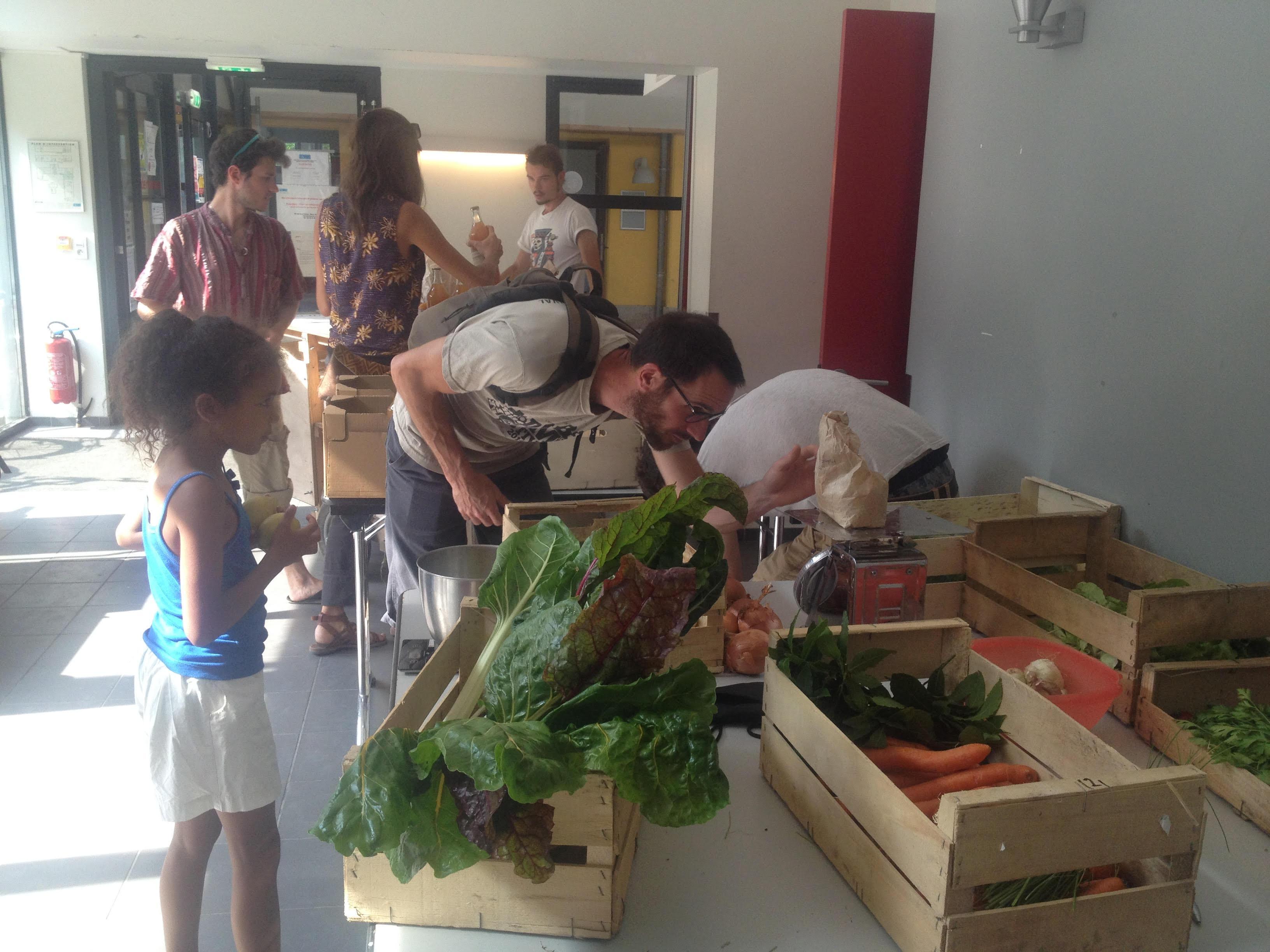 Lancement d'Open Food France